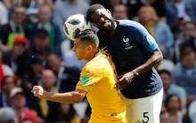 Ước gì Pháp có trung vệ xịn hơn