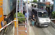 Bộ GTVT báo cáo Thủ tướng vụ gây rối tại trạm BOT Tân Đệ