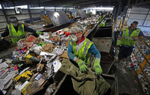 Đại hồng thủy rác nhựa nhấn chìm thế giới