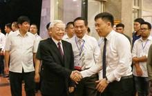 Tổng Bí thư, Chủ tịch nước dự Lễ trao Giải Báo chí Quốc gia