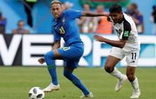 VAR tước phạt đền của Neymar, Brazil vẫn thắng kịch tính phút bù giờ