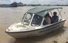 Tìm thấy thi thể đại úy công an mất tích khi đi chống cát tặc