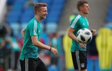 Đức kỳ vọng vào Reus