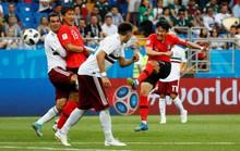 Clip bàn thắng trận Mexico đánh bại Hàn Quốc
