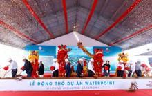 Nam Long động thổ khu đô thị WaterPoint