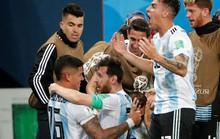 Argentina thắng nghẹt thở: Cầm chân… cái đẹp