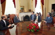 Tổng thống Donald Trump muốn thúc đẩy quan hệ Mỹ-Việt Nam