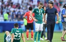Giải mã thất bại của tuyển Đức