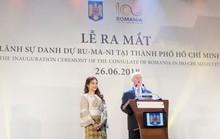 Ra mắt Lãnh sự danh dự Romania tại TP HCM