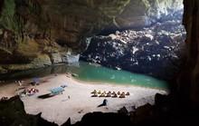 Khám phá Hang Én, hang động lớn thứ ba thế giới