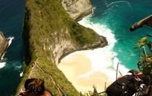 Tới Nusa Penida trèo lên lưng khủng long