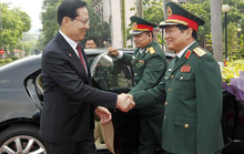 Việt Nam và Hàn Quốc tăng cường hợp tác quốc phòng