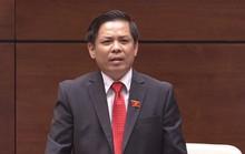 Bộ trưởng GTVT Nguyễn Văn Thể lần đầu ngồi ghế nóng trả lời chất vấn