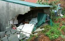 Nhà đổ sập trong đêm, con gái tử vong, 2 vợ chồng trọng thương