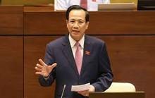 Bộ trưởng LĐ-TB-XH bật mí cuộc gọi điện vụ Nguyễn Khắc Thủy