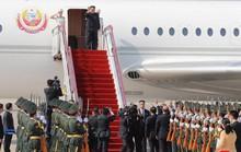 Chiến đấu cơ Trung Quốc hộ tống ông Kim Jong-un đi họp thượng đỉnh?