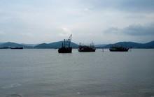 Quên hơn 1.300 tấn clinker dưới biển