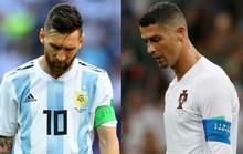 World Cup buồn khi thiếu Messi và Ronaldo