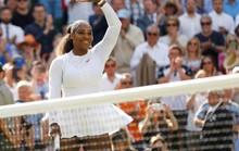 Đẳng cấp vượt trội, Serena Williams xuất sắc vào bán kết Wimbledon