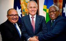 Úc ra đòn với Trung Quốc