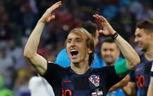 Thắng trận, Modric đả kích truyền thông Anh