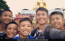 Thái Lan cân nhắc cấp quốc tịch cho 4 thành viên đội bóng mắc kẹt
