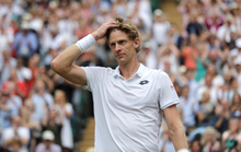 Nghẹt thở bán kết Wimbledon: Djokovic tạm dẫn Nadal, Anderson thắng sau hơn 6 giờ