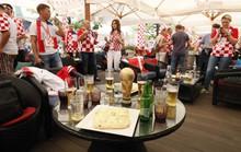 Tinh thần Croatia, làm sao quên!