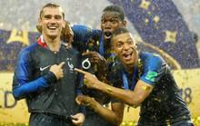 Griezmann đã chuẩn bị sẵn áo đấu tuyển Pháp gắn 2 sao trước trận chung kết