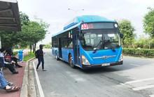 Đầu tư xe buýt nhiên liệu sạch bị tắc