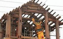 Chuyển cơ quan công an vụ xây biệt phủ bằng gỗ lậu