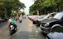 Thu phí đỗ xe trên lòng đường TP HCM: Nhà mạng hưởng bao nhiêu?