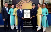 Vietnam Airlines năm thứ 3 liên tiếp nhận chứng chỉ 4 sao