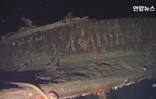 Phát hiện xác tàu đắm chở 200 tấn vàng?