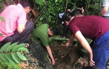 Thông tin bất ngờ về nhà tâm linh phát hiện 3 tấn vàng trong hang