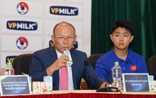 VPMilk tiếp tục đồng hành cùng thầy trò Park Hang Seo