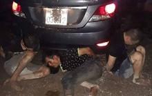 3 đạo chích cưỡi ô tô tới trộm tại nhà trưởng công an xã