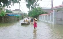 Bão số 3 gây ngập lụt nặng
