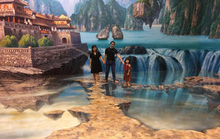 Bảo tàng tranh 3D cuốn hút giới trẻ Sài Gòn
