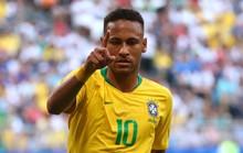 Neymar tuyên bố sung sức sau khi giúp Brazil hất văng Mexico