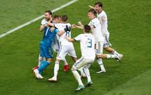 Akinfeev đưa Nga vào tứ kết