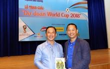 Hào hứng với lễ trao giải dự đoán World Cup 2018 của Báo Người Lao Động