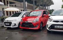 Ô tô nhỏ 300 triệu đồng giải cơn khát xế hộp của dân Việt