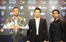 Martin Nguyễn sẵn sàng cho đai vô địch hạng gà