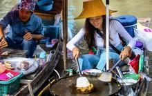 Trải nghiệm những kiểu ăn uống mới lạ ở Thái Lan