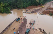 Lào vỡ đập thủy điện, Việt Nam giật mình