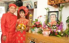 Đám cưới đầy nước mắt của con trai cố NSƯT Thanh Sang