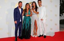 Messi, Henry và Terry dự lễ hấp hôn của Fabregas trên đảo xinh đẹp