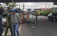Người đàn ông chạy xe biển số Nghệ An tử nạn dưới cầu vượt Gò Dưa