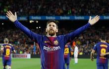 Bị lật kèo tức tưởi, Roma đòi Barca đền bù bằng Messi